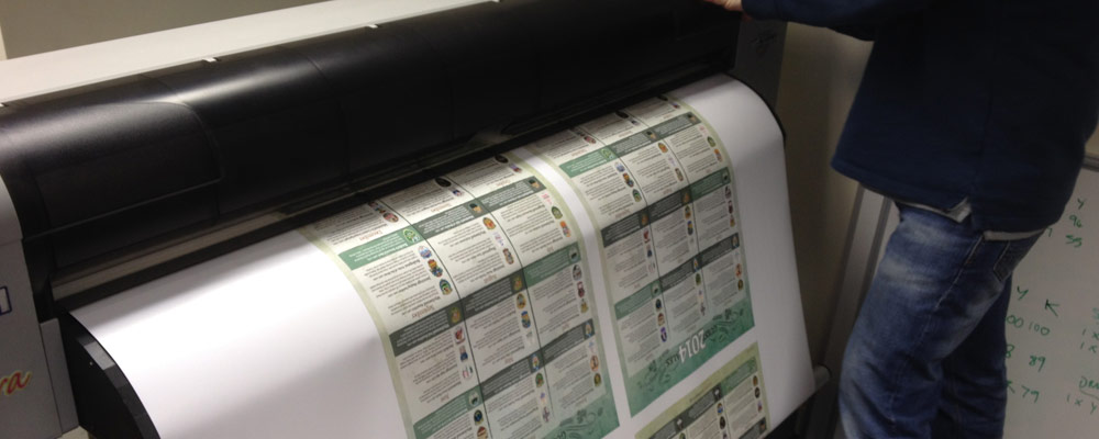 Large Format Banner and Poster Printing